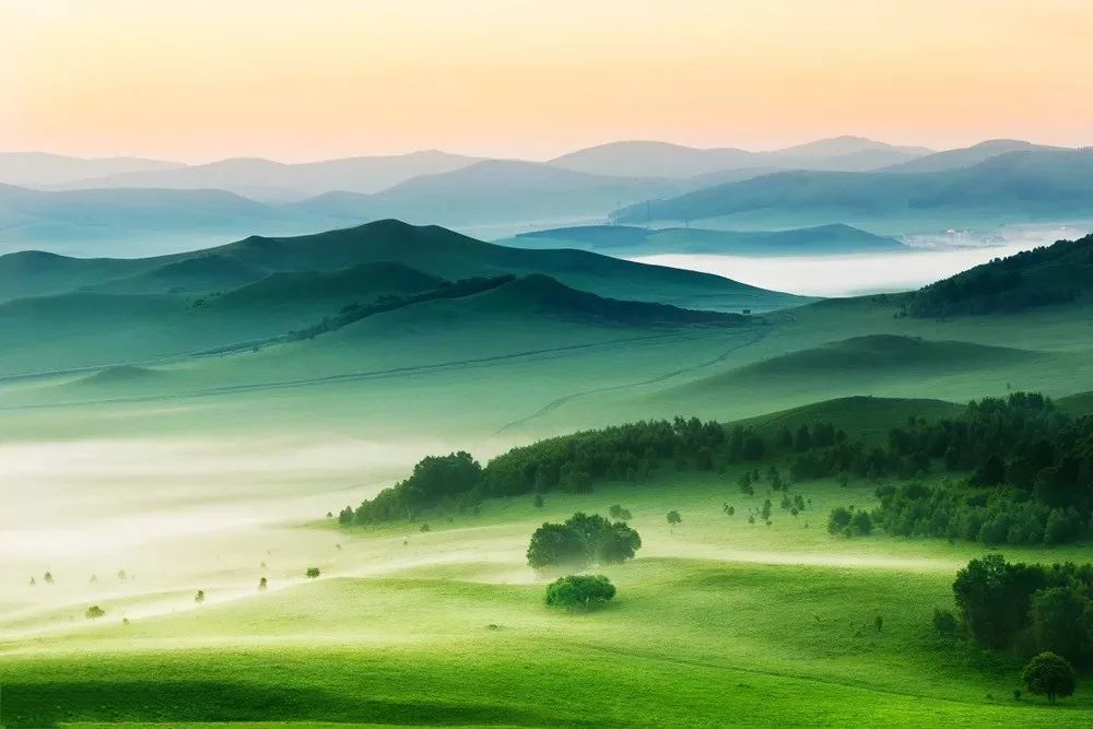 有一种旅行,叫夏天去坝上草原!