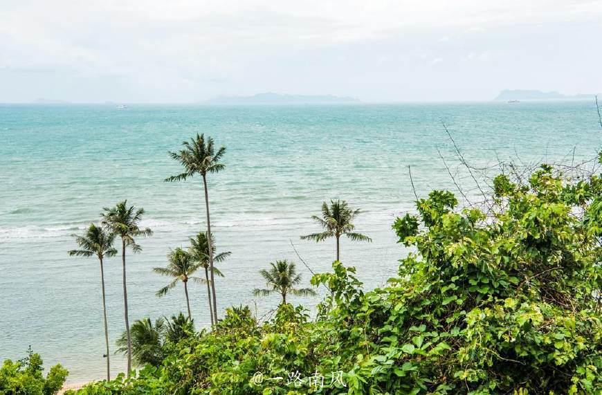 最受欢迎的外国海岛,第一座远在非洲,最后一座是新晋网红!
