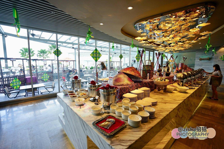打卡马来西亚网红酒店--丽昇大红花海上别墅!