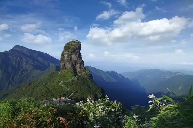 """""""三山五岳""""到底是哪""""三山""""哪""""五岳""""?你知道吗?"""