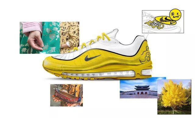 鞋设丨NIKE AIR的未来 由你来选