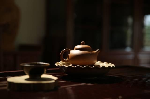 中销一壶茶图片