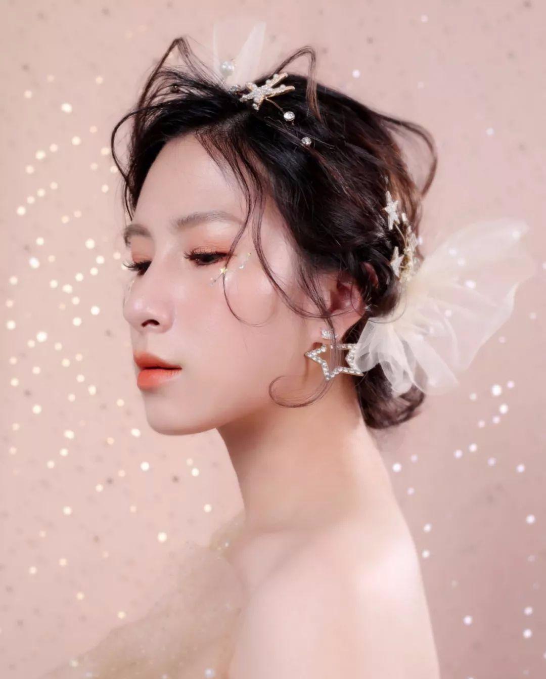每一个都超美啊,好喜欢,结婚,拍写真,来丘比特婚纱摄影,资深化妆师
