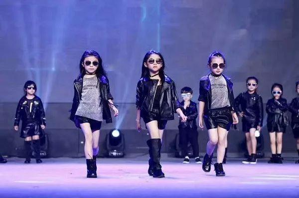 国际少儿顶尖模特大赛复赛