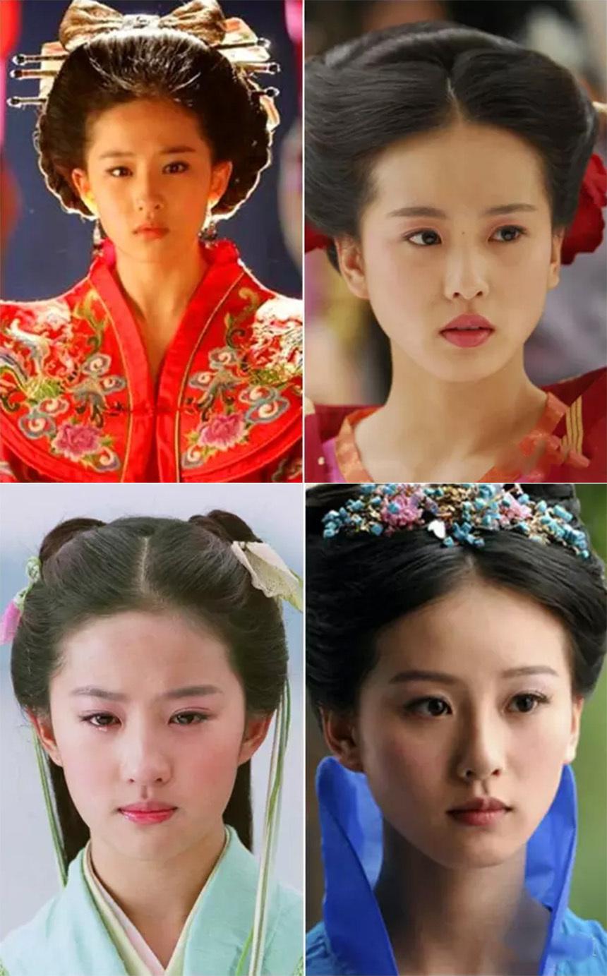 模特脸与明星脸为什么区别这么大,迎合国外审美才是高级脸?