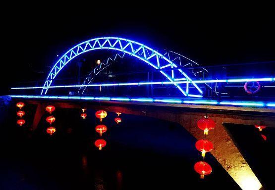 没见过这束光,你都不知道晋城有多美!