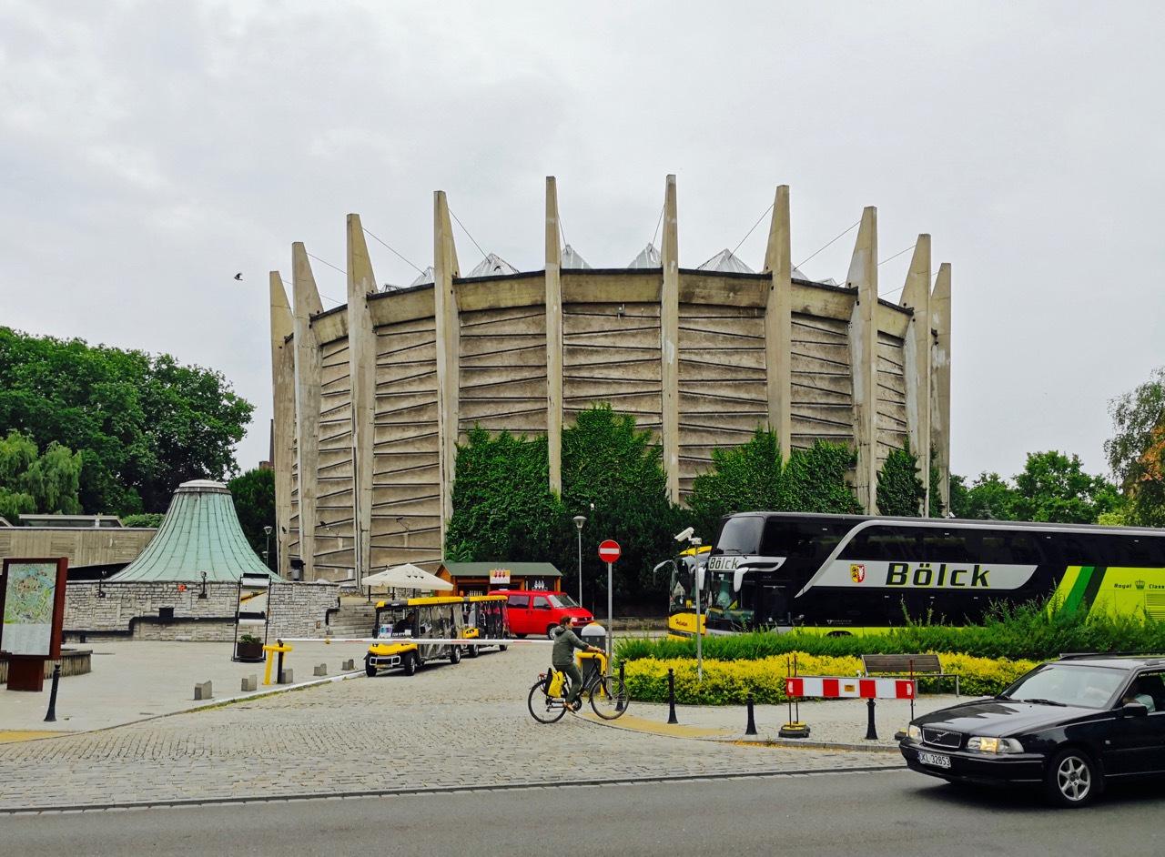 身临其境观波兰国宝级360度全景画,来波兰旅行不看这个就遗憾了