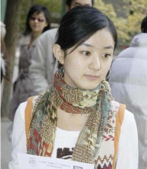 章子怡的19岁,林心如的19岁,赵丽颖的19岁,却都输给了她的19岁 搜狐娱乐 搜狐网
