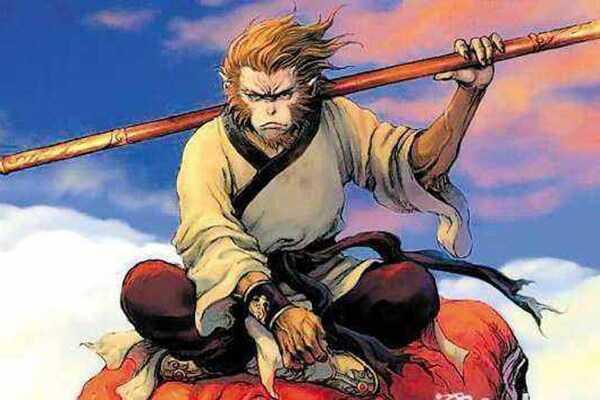 人为什么会长猴子_孙悟空和杨戬的战斗,都用的七十二变?师父同为菩提老祖?