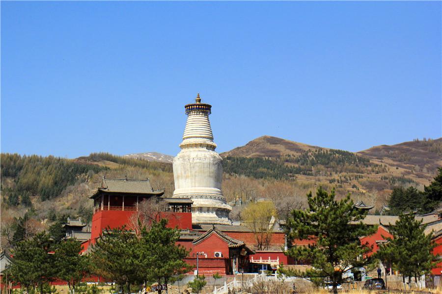 山西:四大佛教名山带头大哥之五台山