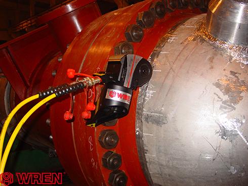 液压扳手在使用的过程中需要注意哪些?图片