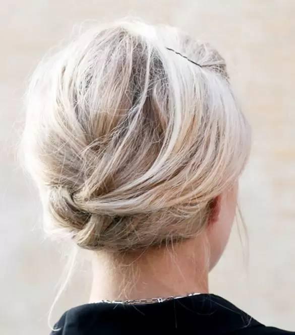 中长发女孩扎这些发型,比任何姑娘都漂亮!