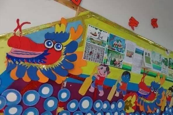 【端午节手工】幼儿园端午节手工制作 环境创设
