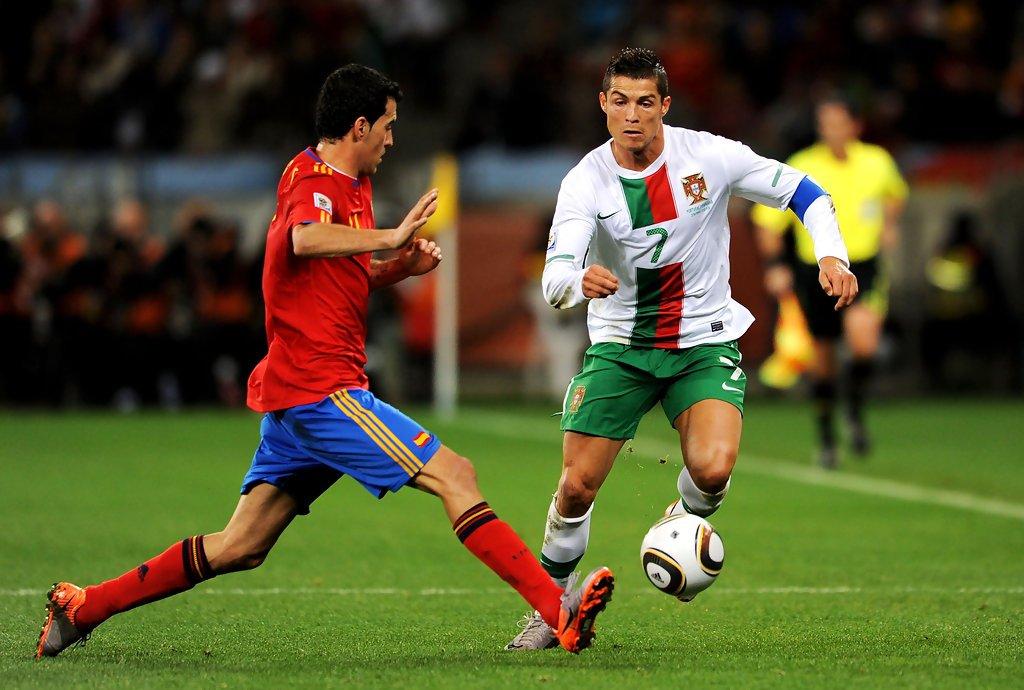 球趣网:世界杯葡萄牙VS西班牙前瞻 双牙大战C罗