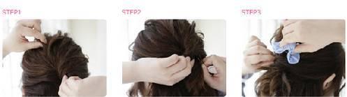 发型扎的对,颜值涨10倍!别荒废了容颜!