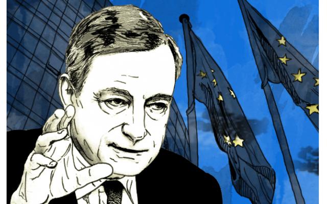 欧银年底将结束QE,无奈加息计划晚于预期终显鸽声嘹亮