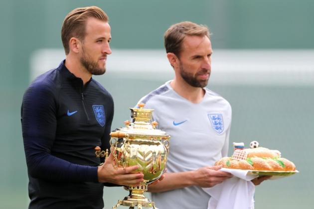 凯恩:英格兰球员已整装待发 也准备好迎接挑战