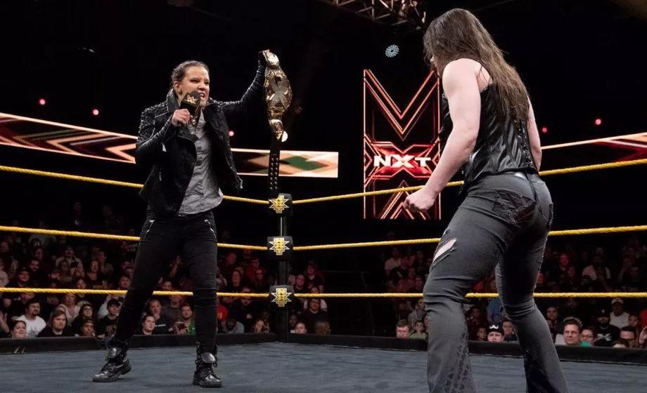 《NXT接管:芝加哥》率先来袭,WWE陪你过端午!