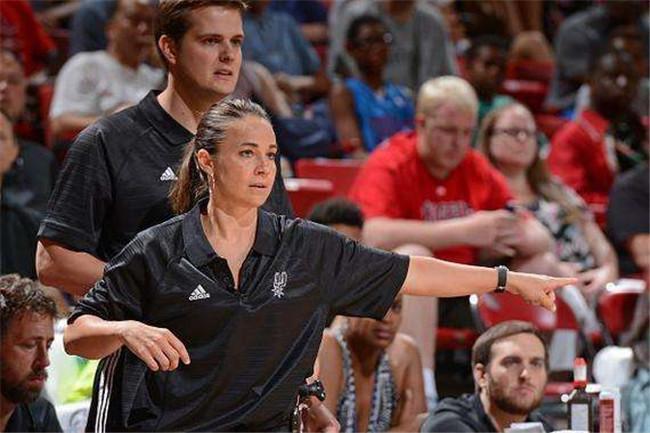 帕克曾是她男友 科比是她的粉丝 如今有望成为NBA历史首个女教练