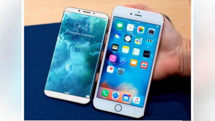 没有刘海的iphone x设计,看着会不会顺眼很多?图片