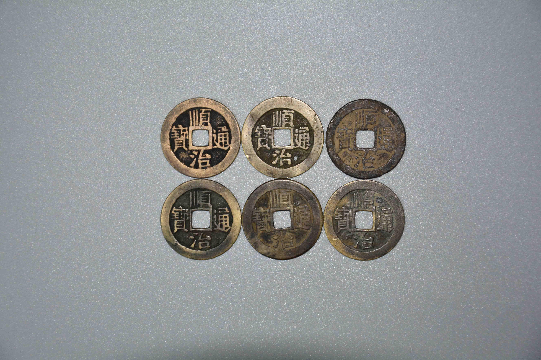 钱币的铸造在不断的改善 每个阶段都有它的存在价值