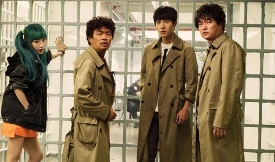 作为系列剧情的第二部,是第一部票房的4倍,男主角勇电影蛊电影介绍图片