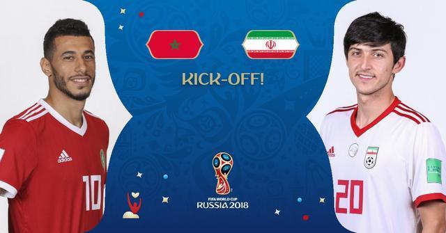 伊朗取20年首胜!终结亚洲球队世界杯16场不胜纪录