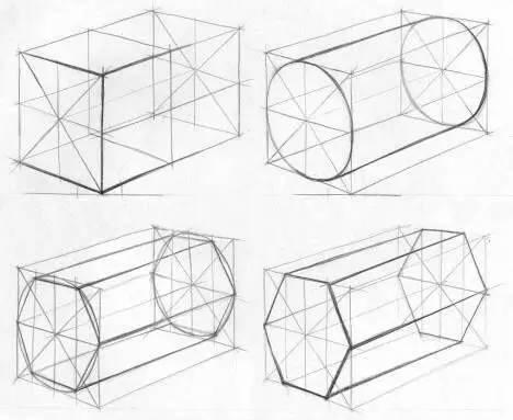 素描基础不好,画画进步很慢 为你定制的绘画基础技法图片