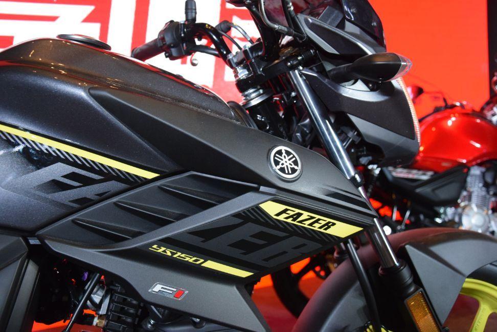 雅马哈发布国四版天剑动力版150和飞致150 售价分别:8580,11000元起