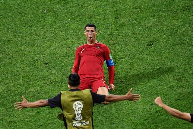 葡萄牙3-3西班牙