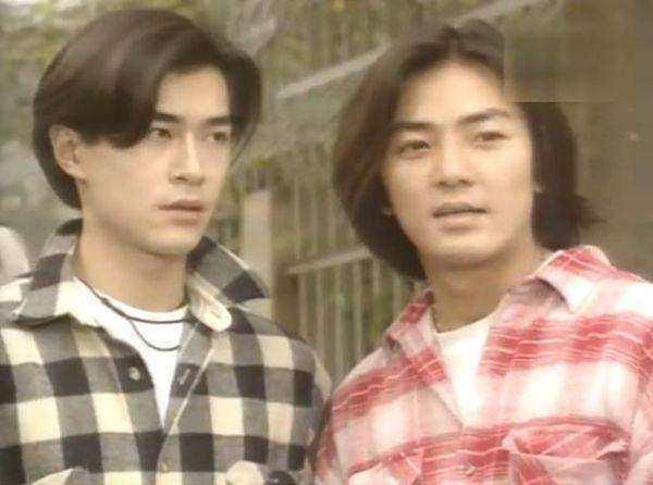 电影港_今天来说说香港电影两大帅哥:古天乐和郑伊健.