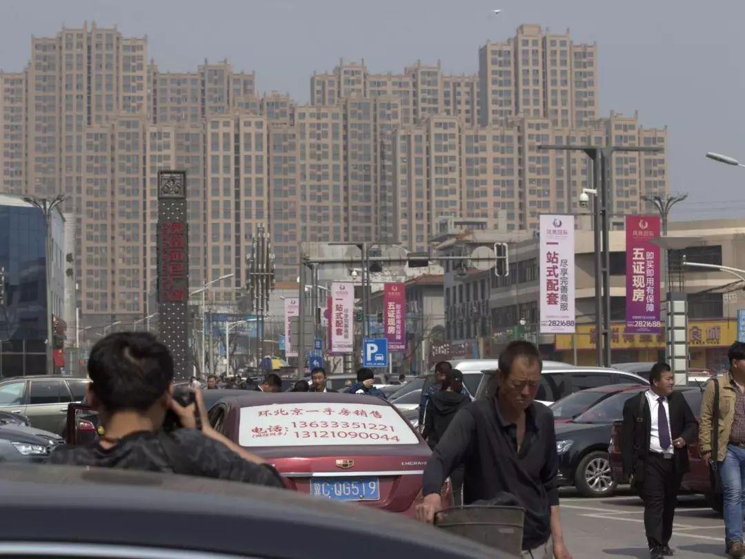 拯救亚洲最大鬼城