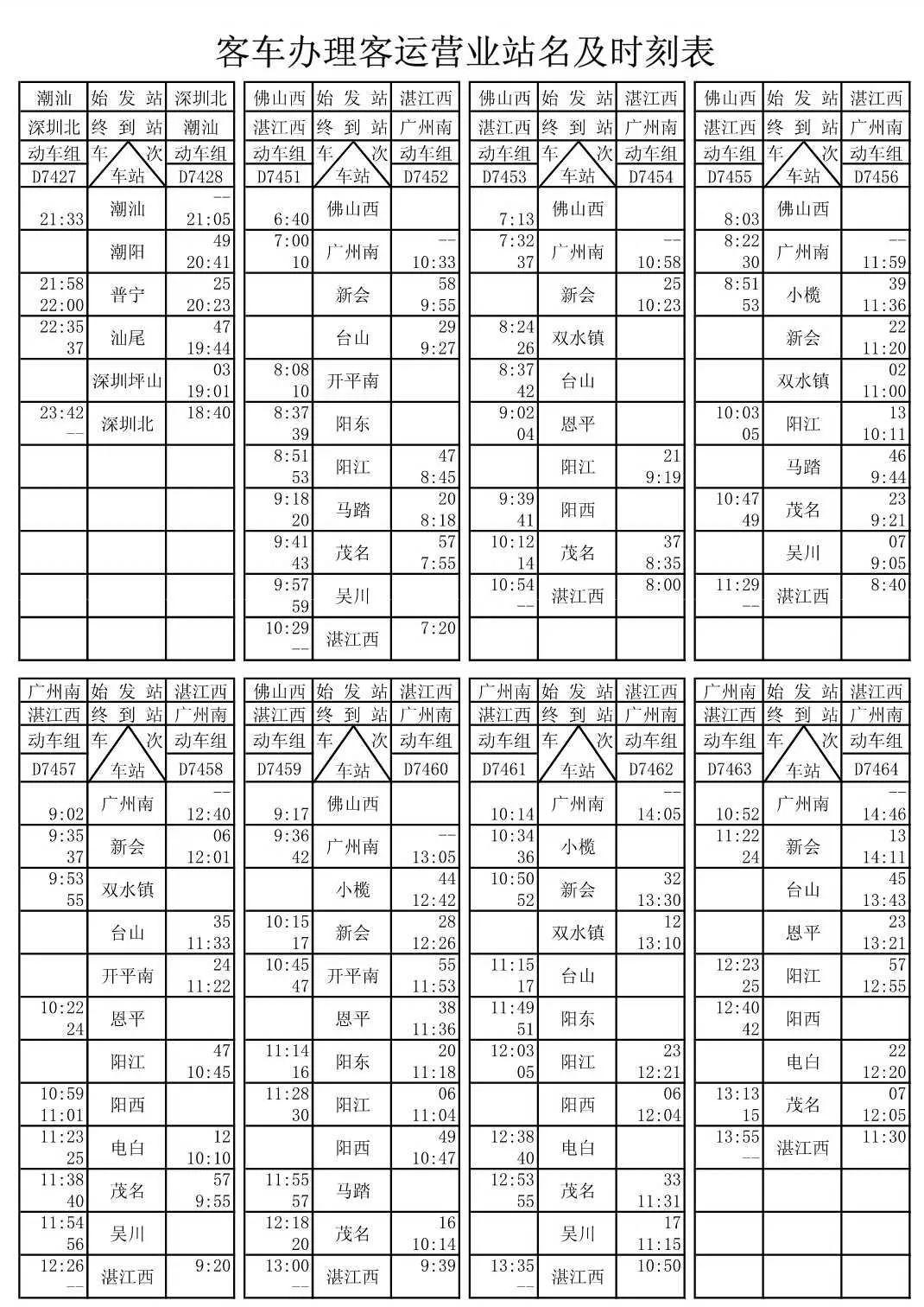 湛江到海南火车渡轮
