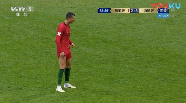 致敬C罗:33岁,3粒进球,3种方式,世界杯第一神兽...