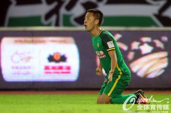 张池明半年无球可踢终转会 8月底有望对阵国安