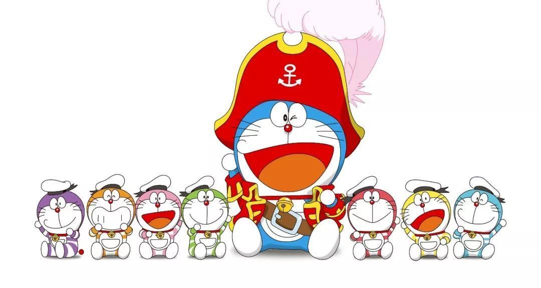 哆啦A梦 大雄的金银岛