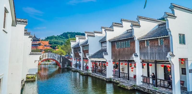 南海影视城 中国好莱坞 央视直属影视摄制基地图片