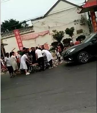 【头条】又是车祸,魏县张二庄一天发生两起车祸,安全行车就那么难么?图片