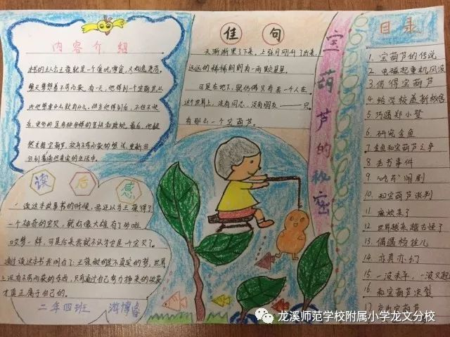 【附小分校悦读吧】第07期|《宝葫芦的秘密》图片