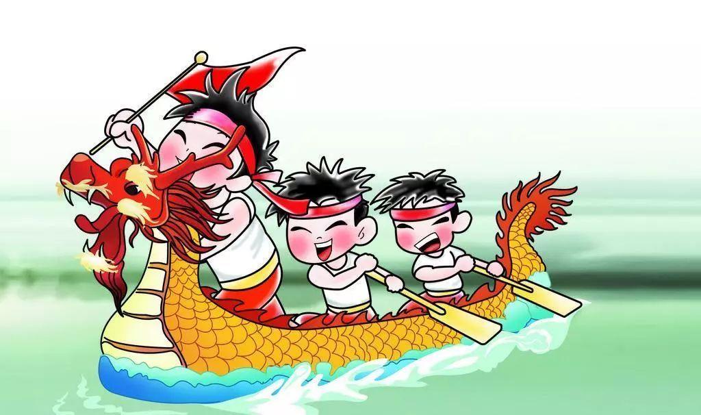 端午的风俗有哪些   赛龙舟   赛龙舟是端午节的主要习俗.