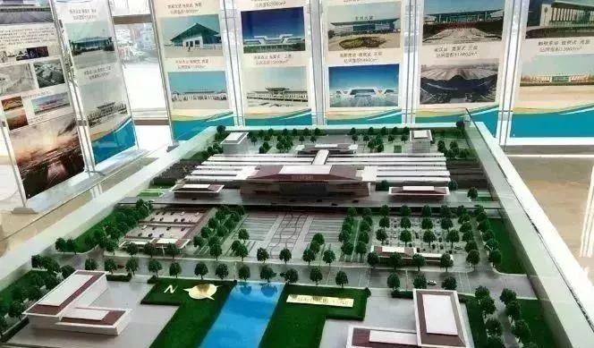 规划图已出 大家期待的郑济高铁濮阳东站真的要来了,年底开工