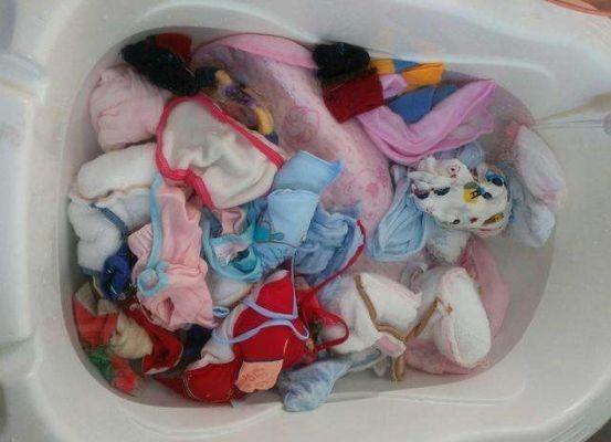 月嫂敬告:千萬不要這樣洗寶寶衣服!洗錯遭罪可是娃的身體-
