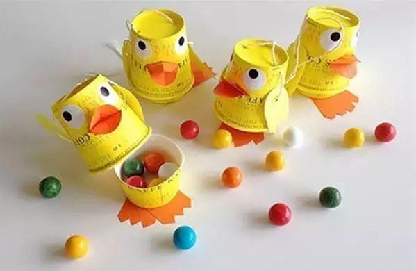 性特级黄录像片_【亲子手工】小黄鸭诞生记—幼儿园创意亲子手工制作