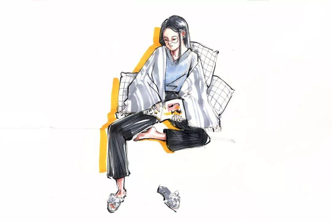 新手入门马克笔手绘的常见问题,掌握这5项技巧让你少走弯路