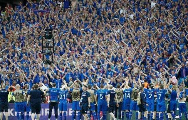 33万人的冰岛和13亿人的中国差距在哪?网友的回答亮了