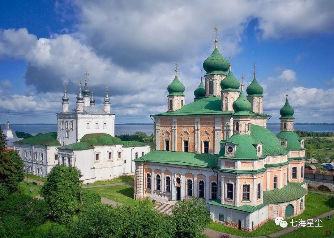 趁着世界杯期间免签,你真应该到俄罗斯这些地方看看!