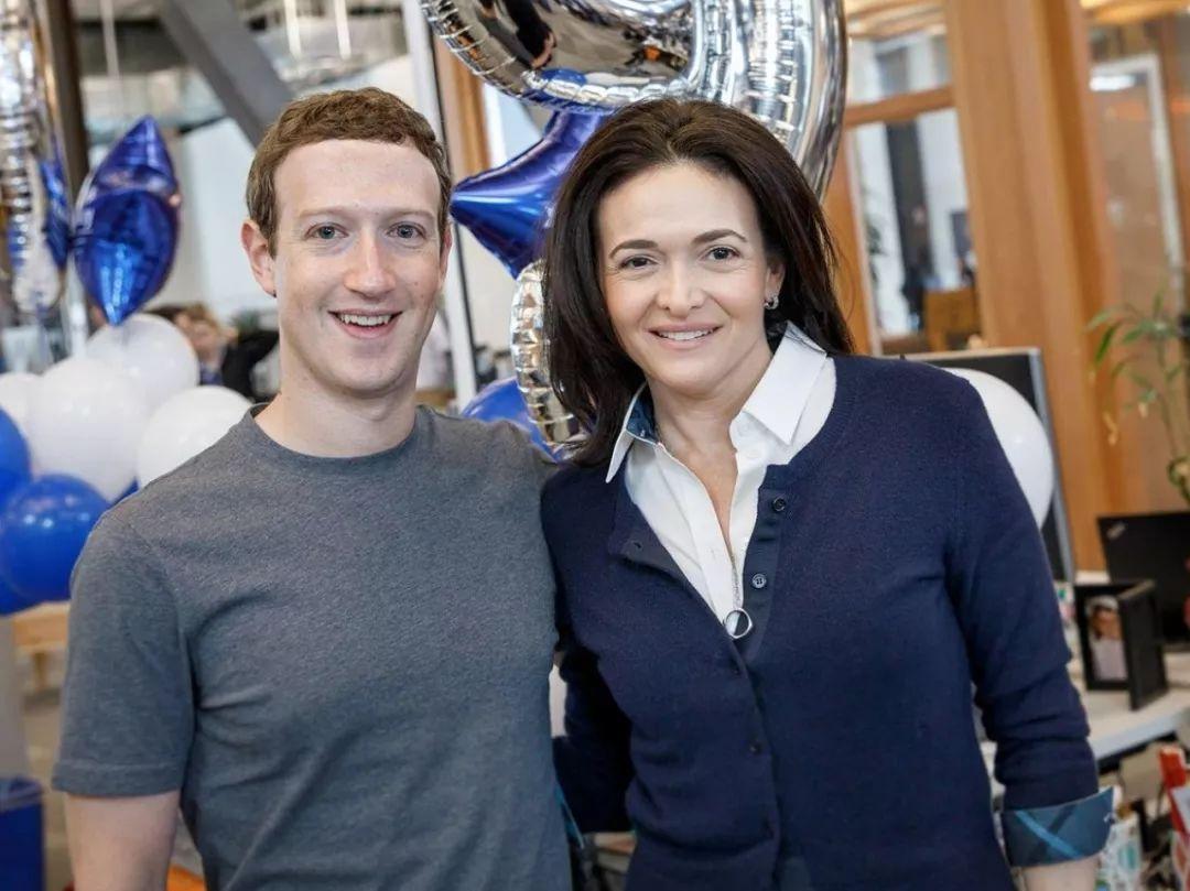 Facebook女当家:平静的大海永远不会造就好水手