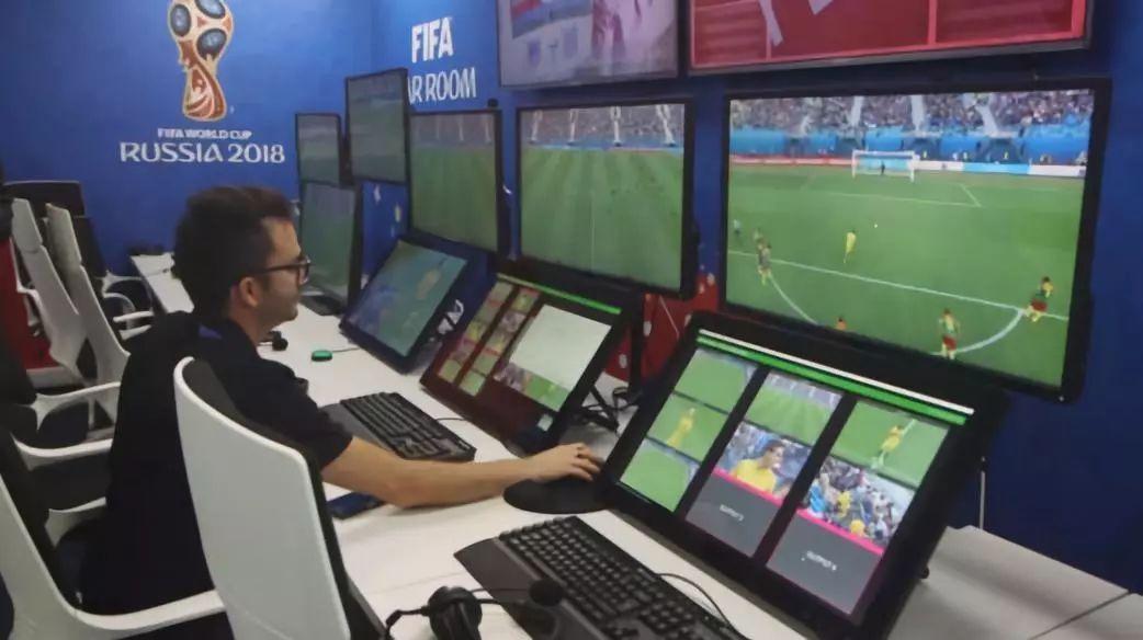 世界杯上的物联网 令人惊叹的足球科技