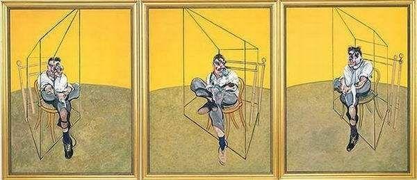 世界上最贵的十大名画,原谅我一幅也看不懂图片