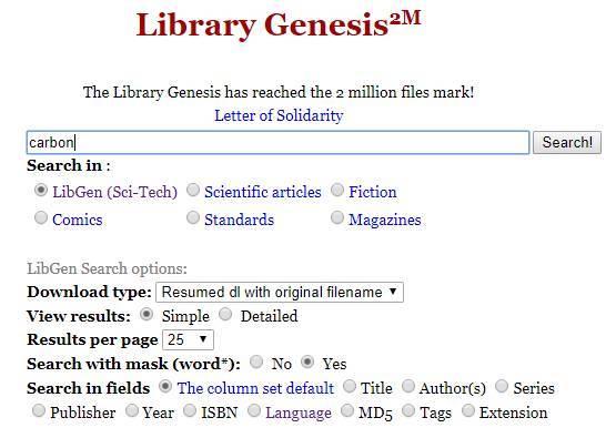 科研必备:免费下载中英文科研书籍的网站